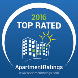 2016 Top Rated | ApartmentRatings