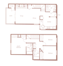 Briarwood floorplan graphic