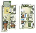 Ashwood floorplan graphic