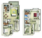 Edgewood floorplan graphic