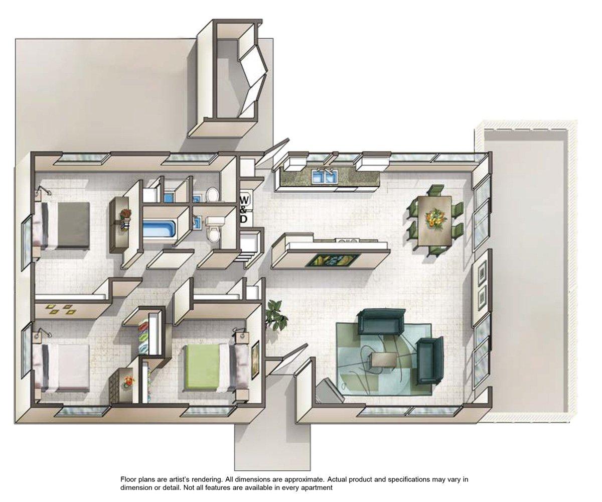 Beach Apartment: Apartments For Rent Ewa Beach