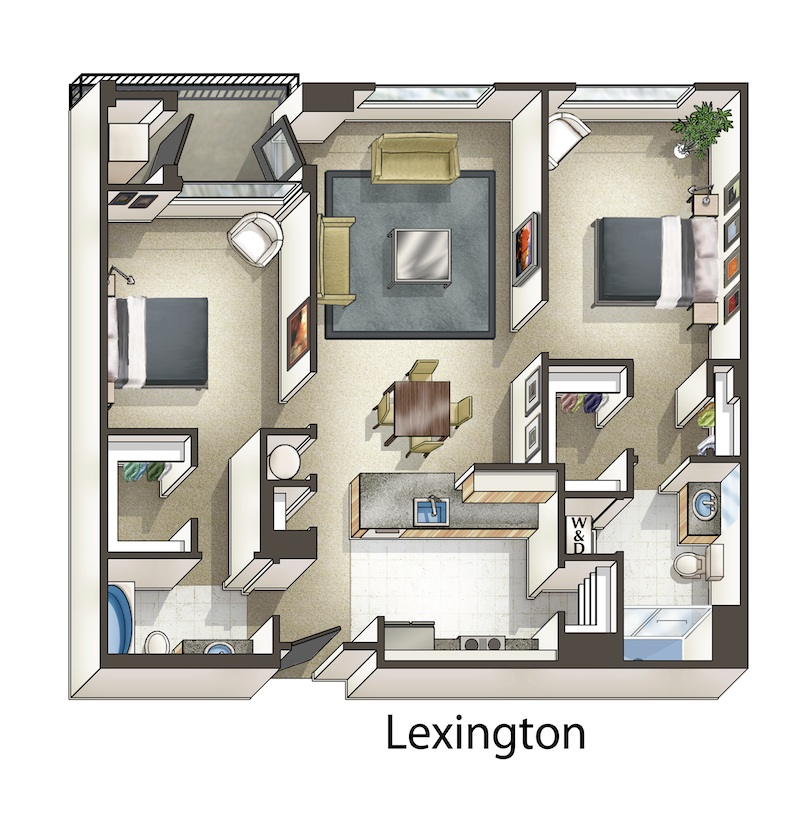 Lexington B4