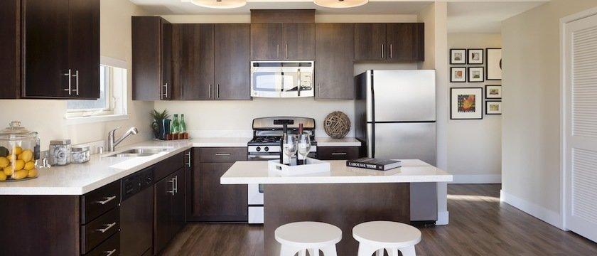Luxury Apartments Kitchen