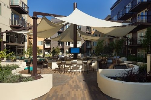 Luxury apartments in san jose photo gallery carmel the - Palo alto swimming pool san antonio ...