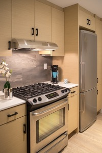 15 Cliff Apartments - Stainless Steel Appliances