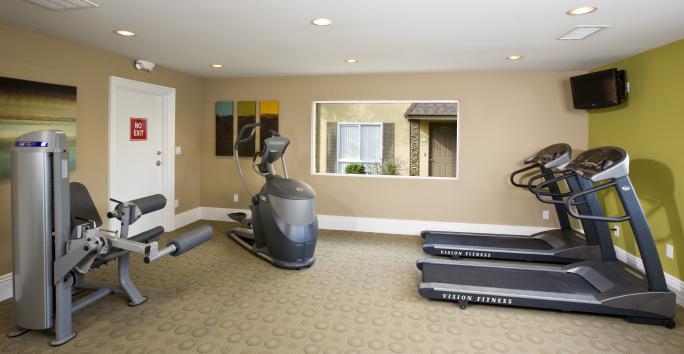 Photo slideshow: Tustin Parc Fitness Center Photo