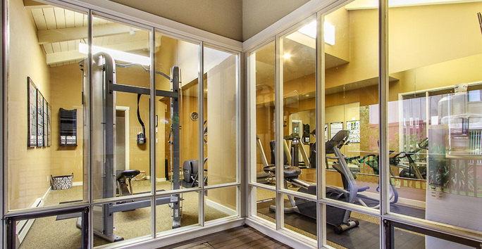 Photo slideshow: Avia Apartments Fitness Center