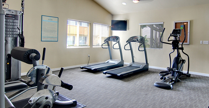 Photo slideshow: Villa Pacific Fitness Center