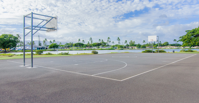 Photo slideshow: Basketball Courts
