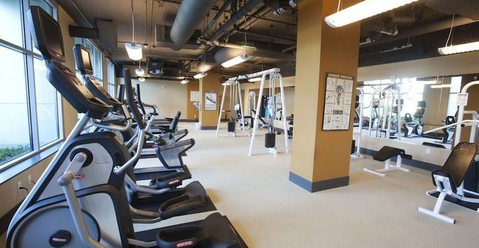 Photo slideshow: Carmel Vue Fitness Center