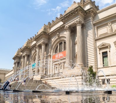 What's up in the Metropolitan Museum of Art This Summer?