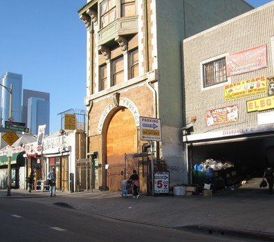 Skid Row History Museum & Archive