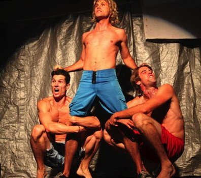 Point break live! This weekend
