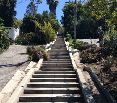 Day trip: secret stairs