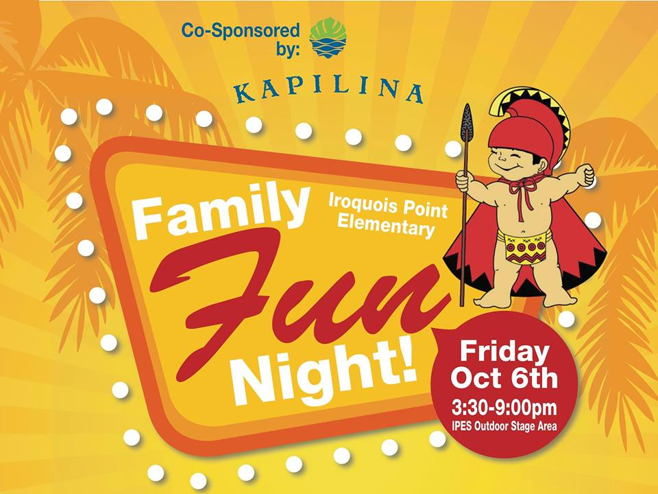 IPES Family Fun Night!