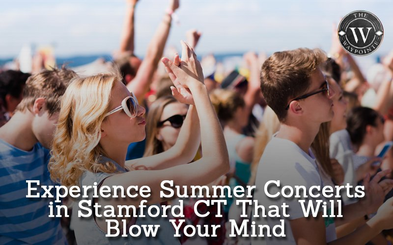 Experience Summer Concerts in Stamford CT That Will Blow Your Mind